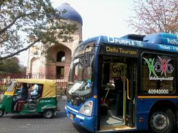 Photo of New Delhi Delhi Super Saver: Hop-On Hop-Off Tour and Skip-the-Line World Heritage Site Tickets Humayun's Tomb