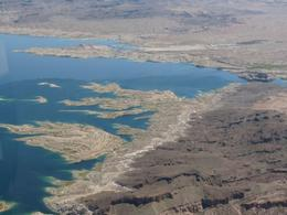 Cool shoreline at Lake Mead. - May 2009