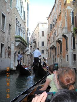 Photo of Venice Venice Gondola Ride and Serenade with Dinner More of the same