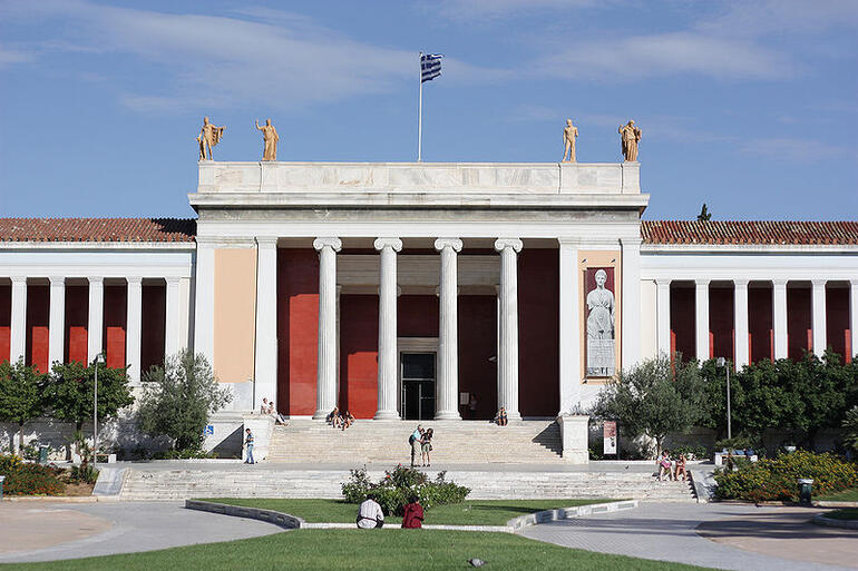 National Archaeological Museum of Athens - Athens