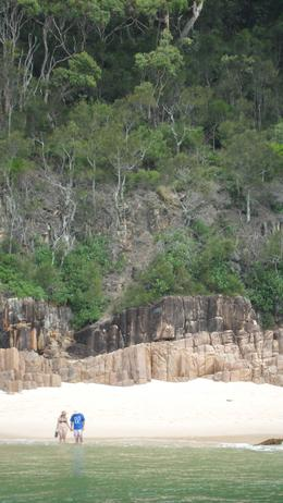 Photo of Sydney Port Stephens and Nelson Bay 4WD Adventure Tour including Dolphin Cruise Nelson Bay Beach 13