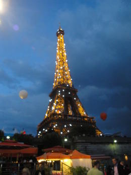 Photo of Paris Eiffel Tower, Paris Moulin Rouge Show and Seine River Cruise Nighttime at the Eiffel Tower