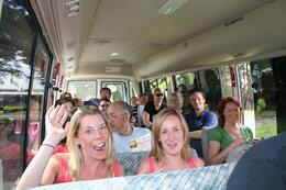 Photo of Melbourne Yarra Valley Wine and Winery Tour from Melbourne On the bus