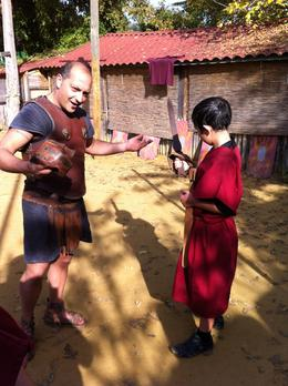 Photo of Rome Roman Gladiator School: Learn How to Become a Gladiator One Amateur, One Pro.