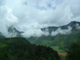 Photo of Zurich Eiger - Jungfrau Glacier Panorama View (from Zurich) Scenery in Interlaken