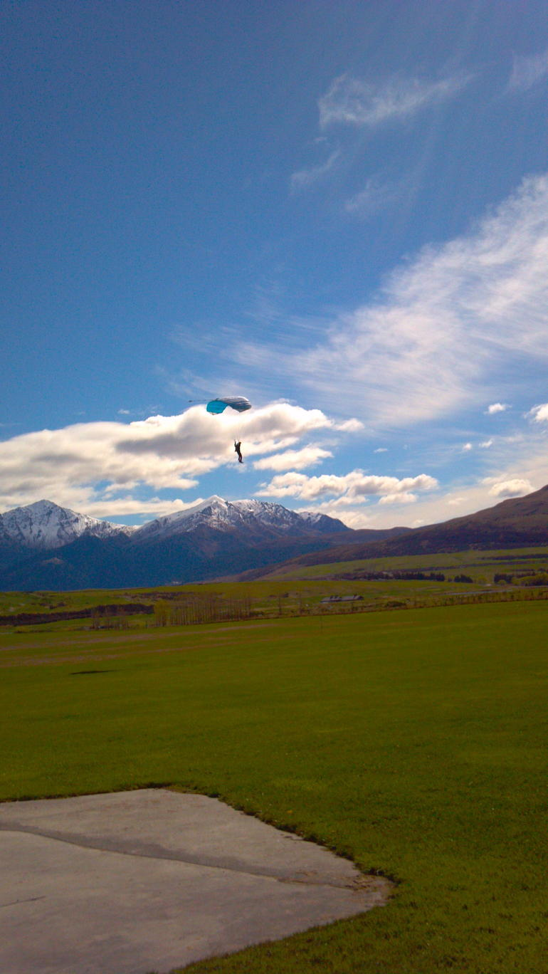 Skydiving in Queenstown - Queenstown
