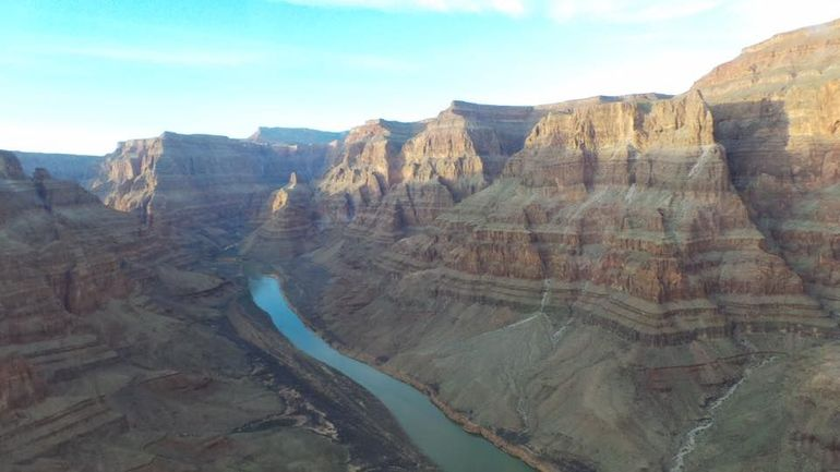 Grand Canyon West Rim Luxury Helicopter Tour