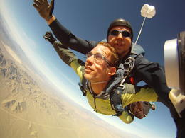 Photo of Las Vegas Las Vegas Tandem Skydiving Thanksgiving Weekend 2012-1