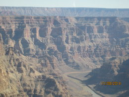 This was approaching the Grand Canyon which was just an amazing view., Nicks - November 2014