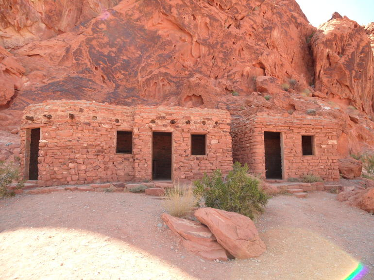 Valley of Fire Cabins - Las Vegas