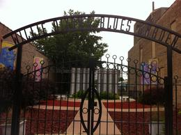 Willie Dixon's Blues Heaven Foundation Garden-Go check it out!!! , Kim C - July 2011
