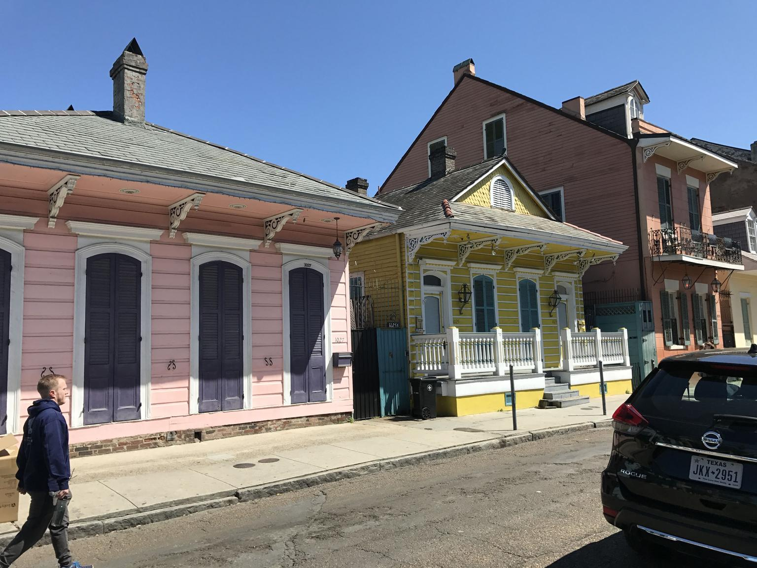 New Orleans St. Louis Cemetery #1, Voodoo, and French Quarter Tour