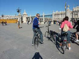 Photo of Madrid Madrid Bike Tour 2nd stop Castle