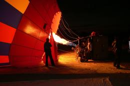 Photo of Luxor Hot Air Balloon Flight Over Luxor West Bank and Nile River All Systems Go!