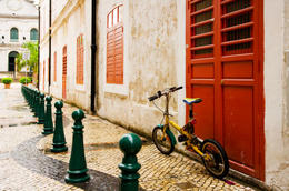 Photo of Hong Kong Private Tour: Macau Day Trip from Hong Kong Alleyway