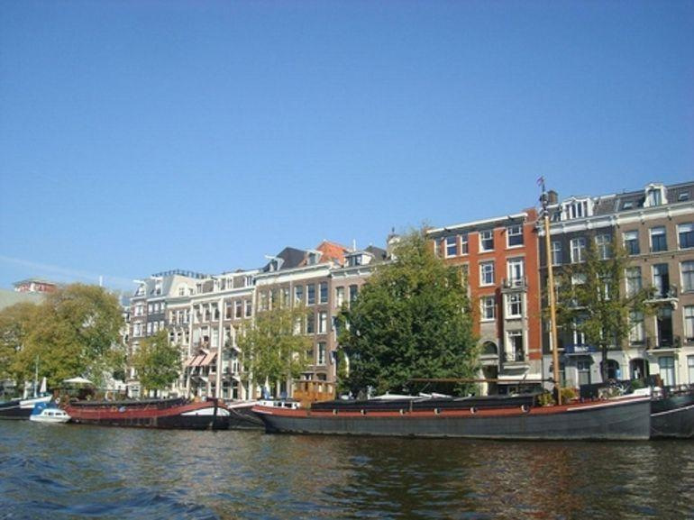 Boat Trip, Amsterdam - Brussels
