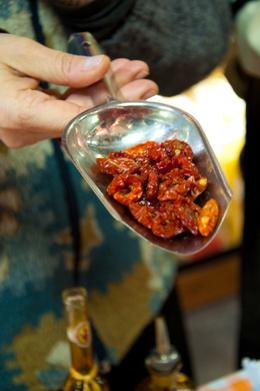 Photo of Florence Small-Group Italian Cooking Class in Florence Dried cherry tomatoes - so yummy, I bought some back to the US