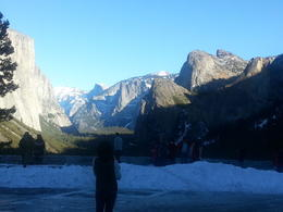 Photo of San Francisco Yosemite National Park and Giant Sequoias Trip El Capitan in December
