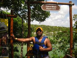 Photo of Cancun Xel-Ha All Inclusive Day Trip from Cancun Fresh from the underwater cave