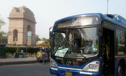 Next to India Gate, brightyoungthing - April 2013