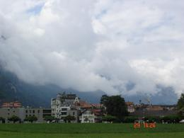 Photo of Zurich Eiger - Jungfrau Glacier Panorama View (from Zurich) Interlaken