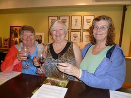 Photo of Seattle Small-Group Wine-Tasting Tour Through Woodinville Joyce-Linda-Me