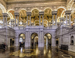 Photo of   Library of Congress Great Hall