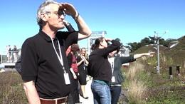 Photo of San Francisco Skip the Line: California Academy of Sciences Behind-the-Scenes Tour Looking at the roof