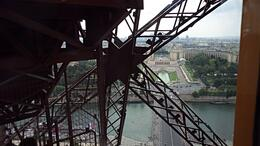 Photo of Paris Skip the Line: Eiffel Tower Tickets and Small-Group Tour On our way up