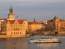 Photo of Prague Prague Night Tour and River Vltava Dinner Cruise Prague