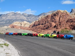 Photo of Las Vegas Scooter Car Tour of Red Rock Canyon with Transport from Las Vegas Red Rock Canyon