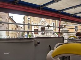 the bus speeds thru the attractions that it makes it impossible to take a photo. , STEFANIE S - June 2015