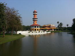 Photo of Bangkok Thailand's Ayutthaya Temples and River Cruise from Bangkok Summer Palace