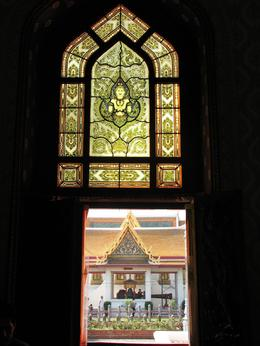 Photo of Bangkok Private Tour: Bangkok Temples including reclining Buddha at Wat Pho The Marble Temple