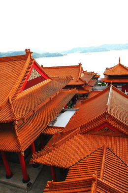 Photo of Taiwan 2-Day Tour of Sun Moon Lake, Puli and Lukang from Taipei Wenwu Temple