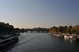 Seine traffic , Ron D - October 2011