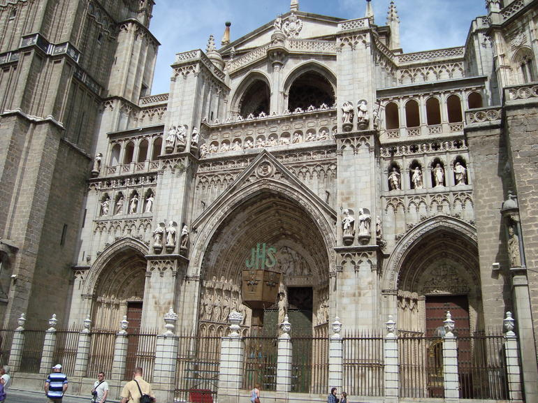 A beautiful church in Toledo - Madrid