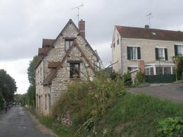 The road to Giverny, Kristin C - October 2010