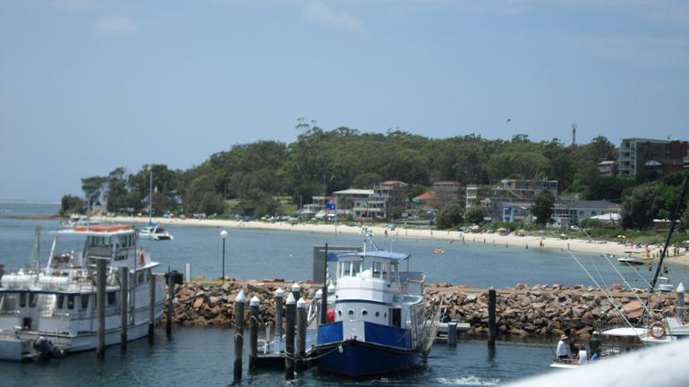 Boats docked at Nelson Bay in Port Stephens 4 - Sydney