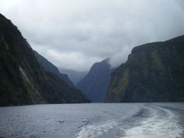 Photo of Fiordland & Milford Sound Doubtful Sound Wilderness Cruise from Te Anau Color version