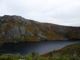 One of the many little lakes in Cradle Mountain Park, kellythepea - October 2010