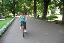 Photo of Krakow Sightseeing Bike Tour of Krakow