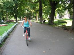 Photo of Krakow Sightseeing Bike Tour of Krakow Cruising Krakow