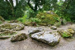 There were several Druid ruins and interesting rock formations in the Stone Garden., Alicia M - August 2010