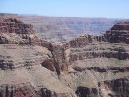 Photo of Las Vegas Grand Canyon West Rim Day Trip by Coach, Helicopter and Boat with Optional Skywalk Eagle