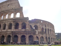 Photo of Rome Ancient Rome Half-Day Walking Tour France and Italy 2011 238