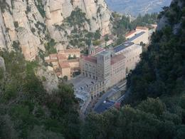 Photo of Barcelona Barcelona Day Trip: Montserrat, Colonia Guell and Gaudi Crypt From the Top of the St Joan Funicular