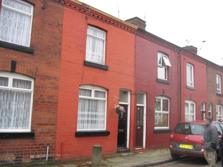 George's Childhood Home - Liverpool