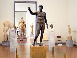 Photo of   Interior of the National Archaeological Museum of Athens