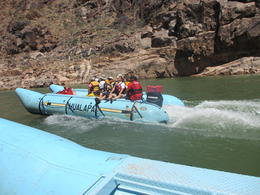 Photo of Las Vegas Grand Canyon White Water Rafting Trip from Las Vegas just cruisen.